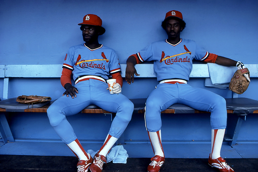 ff25dcbda33 1975 St. Louis Cardinals - Best Baseball uniforms